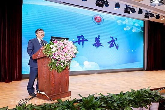 北京大学医学院院长周程致开幕词