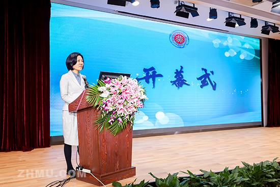 北京市卫健委党委委员、市老龄办常务副主任王小娥