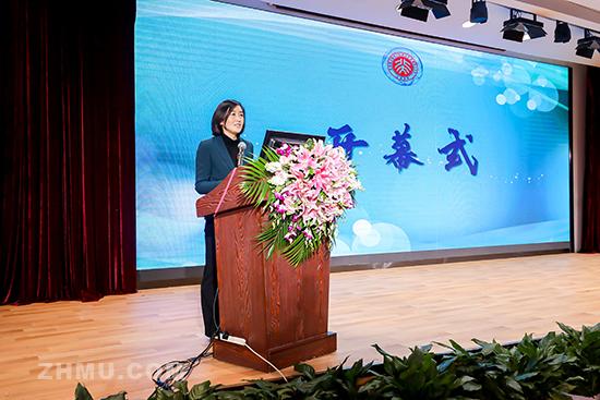民政部社会事务司副处长刘珺